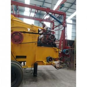 Mobile Biomass Comprehensive Crusher/Shredder/Grinder