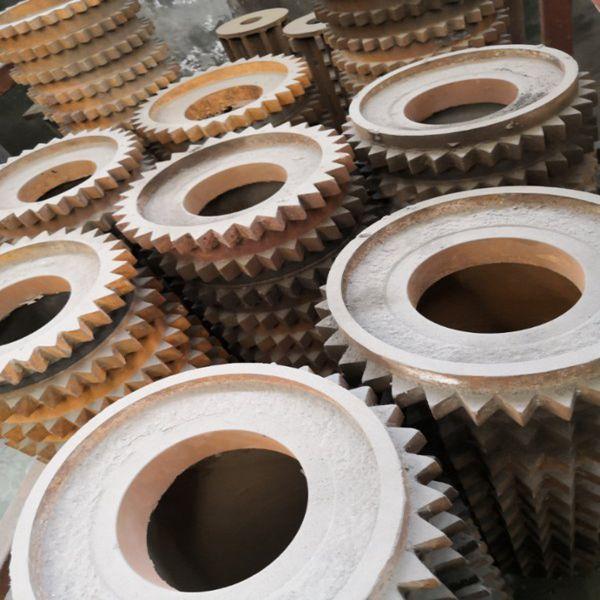 Manufactur standard Heavy Duty Stump Crusher - Feeding roller – Pengfuda Featured Image