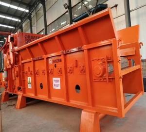 Biomass comprehensive crusher FD2000-900