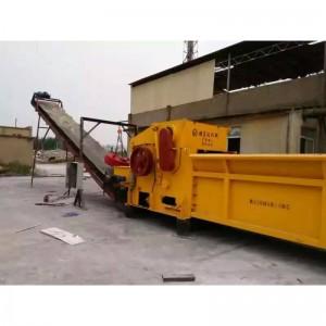 18 Years Factory China Biomass Crusher Rice Straw Crusher Corn Straw Crusher