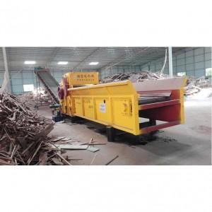 Waste Pallet Wood Chipper Machine/ Industrial Wood Crusher Equipment