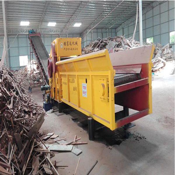 Factory Cheap Hot Wood Tree Branches Shredder Machine - Comprehensive crusher FD1250-500 – Pengfuda
