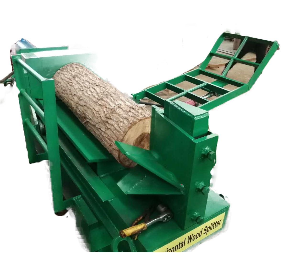 Discount Price Industrial Wood Chipper - Wood Splitter Machine – Pengfuda