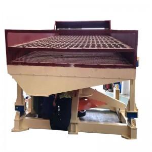 Vibrating Screen Siever Machine