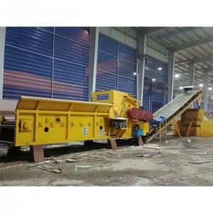 Biomass comprehensive crusher FD1400-800
