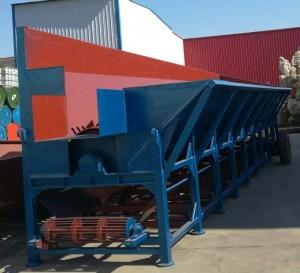Log Debarker Single roller FD600