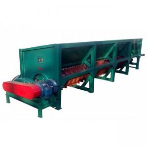 Log Debarker -single roller FD600