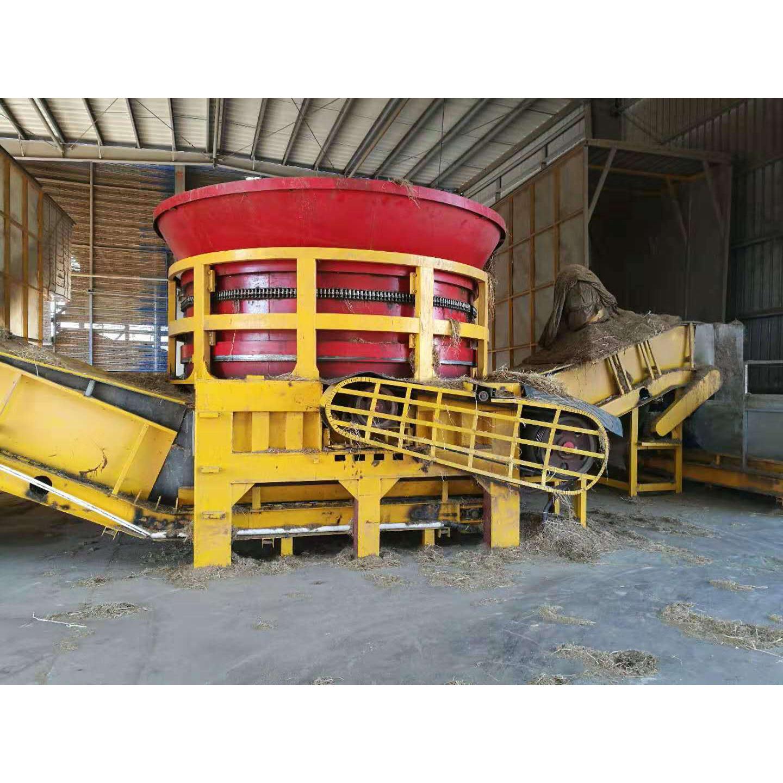 China New Product Splitting Wood Machine - Stalk Shredder – Pengfuda