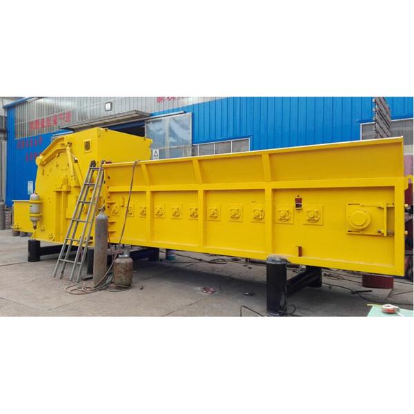 Hot sale Tree Stump Timber Roots Crusher Machine - Biomass comprehensive crusher FD1400-700 – Pengfuda