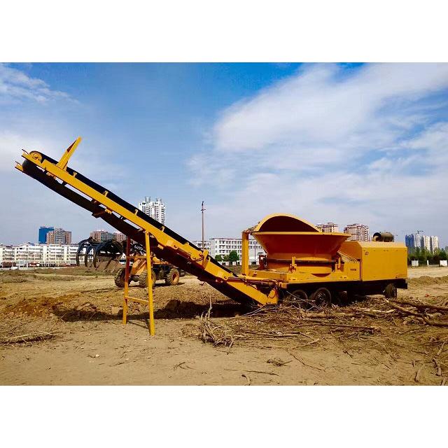 Stump Crusher FD3600 Featured Image