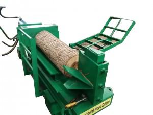 Horizontal Wood Splitter Machine