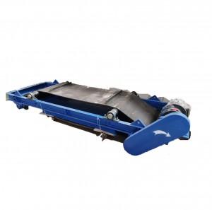 Trending Products Diesel Wood Chipper Shredder - ermanent Magnetic Iron Separator – Pengfuda