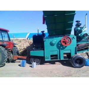 Stump crusher FD828